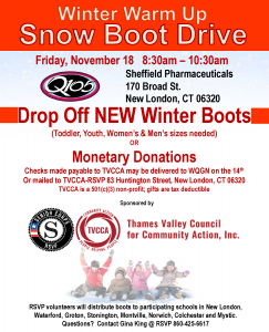 Winter Boot Drive