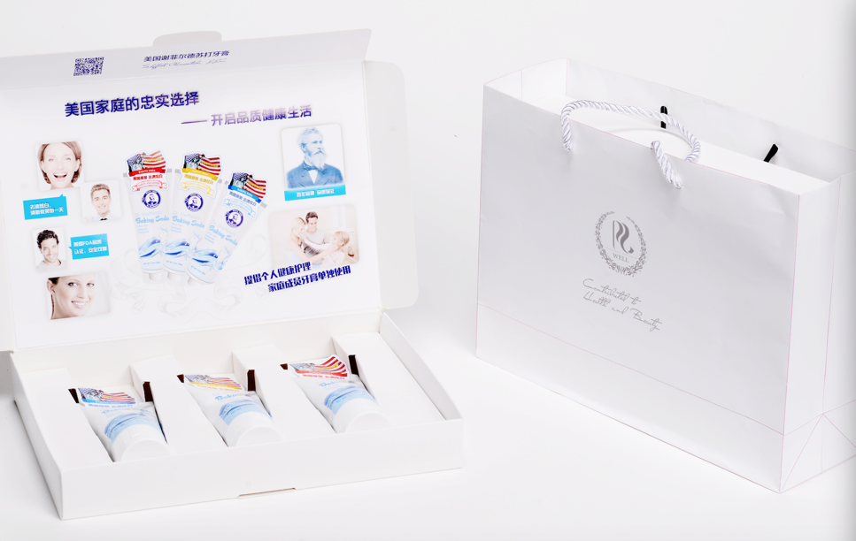 Check this out! Dr. Sheffield's Certified Natural Toothpaste has an interactive, educational augmented reality app that brings the package to life earning them second place Chairman's Choice at #HBW18