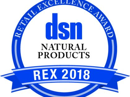 2018 DSN Retail Excellence Awards Recipient — Natural Products